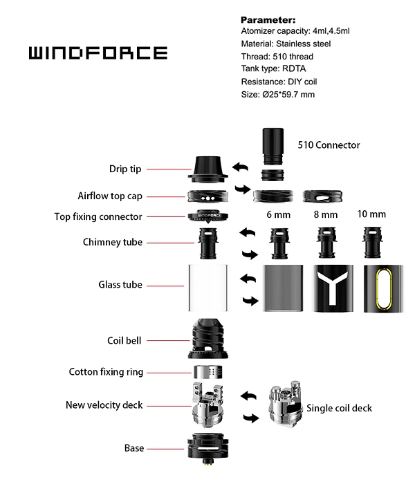windforce singl 2 small