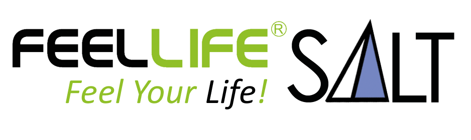 Logo FEELLIFE Salt PNG