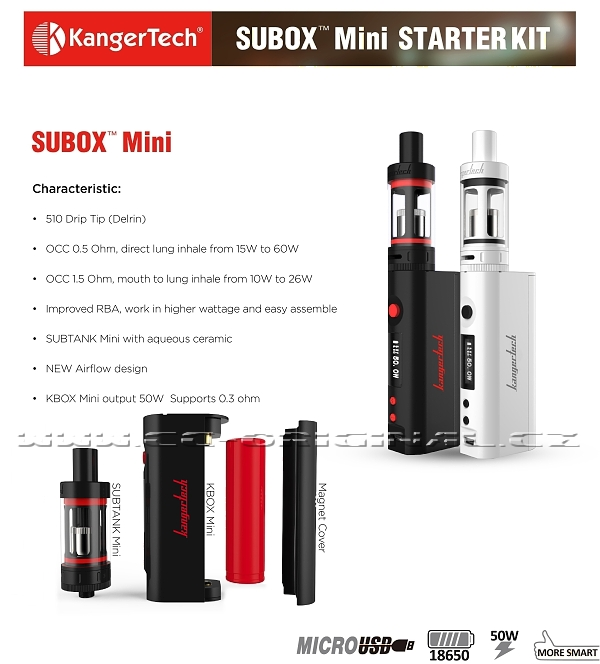 SUBOX KANGER 1 x 600 web