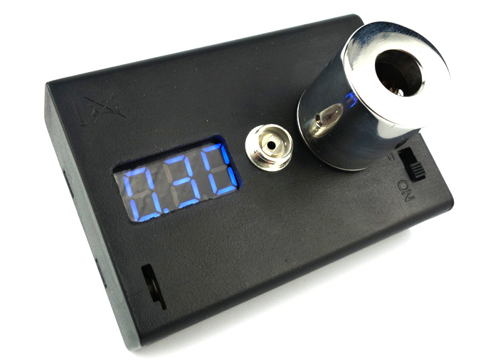 ohm-meter blue led